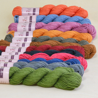 250g Lot Filofilu Cotton Yarn Natural Milk Cotton Baby Yarn Hand Knitted Towel Line Hook Needle