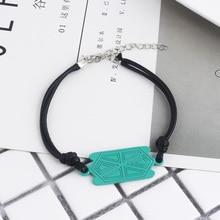 Turtle Bracelet Geometric Pendant Bangles Bracelets for Women Girl Gift Jewelry
