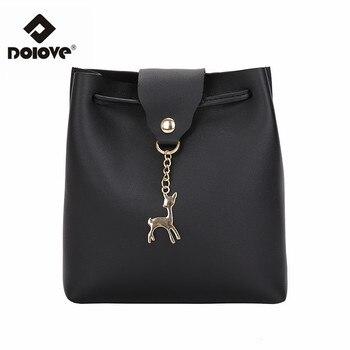 New 2018 Handbag Spring Korea Fawn Strap Shoulder Messenger Bag Manufacturers Wholesale Solid Color Handbags handbag