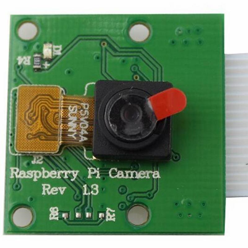 Camera Module Board REV 1.3 5MP Webcam Video 1080p 720p Fast For Raspberry Pi 3