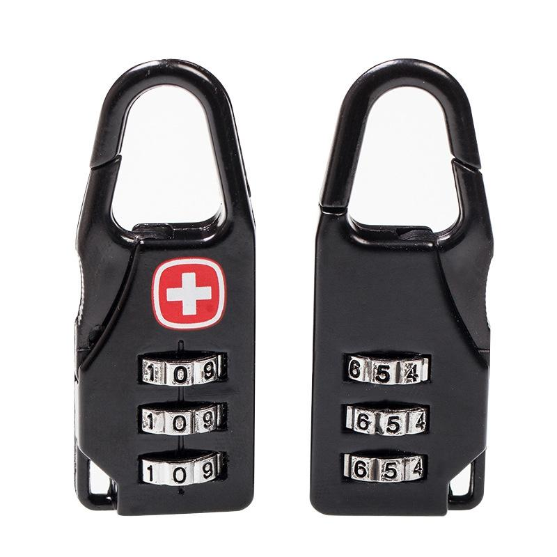 Luggage Suitcase Coded Locks Digit Combination Security Lock for sport camping Travel Baggage Backpack