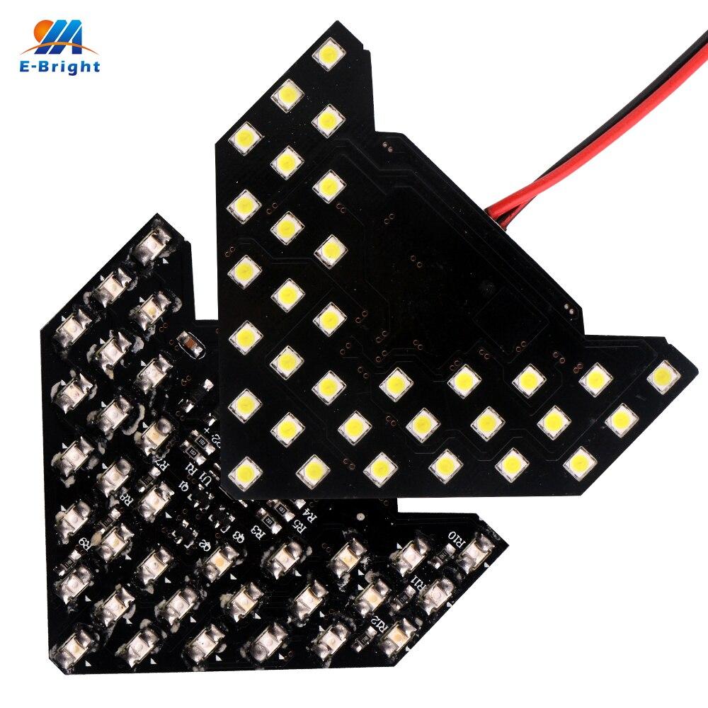 2pcs lot 33 smd sequential led lights arrows lamp. Black Bedroom Furniture Sets. Home Design Ideas