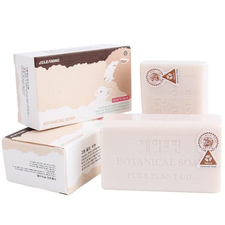 Hot selling goat milk soap, facial soap, facial wash, skin whitening wash soap free shipping