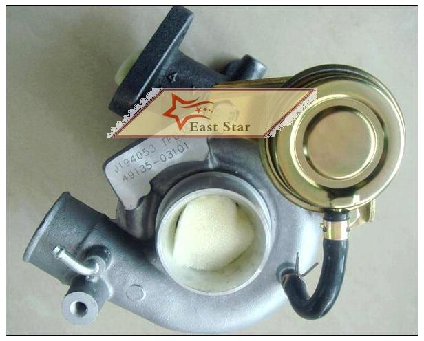 Водяное охлаждение Turbo TF035 49135-03101 49135-03100 49135-03110 для Mitsubishi Pajero Shogun Challanger Delica L400 4M40 2.8L