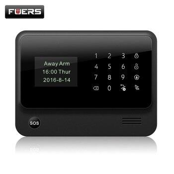 G90B-PLUS 2018 GSM Сигнализация приложение дистанционное управление Умный дом умный GSM GPRS SMS Wi Fi охранной сигнализации