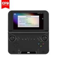 GPD XD Più 5 Pollici Touch Screen Android 7.0 4 GB/32 GB MTK 8176 Hexa-core Handheld giocatore del gioco Console di Gioco (Nero)