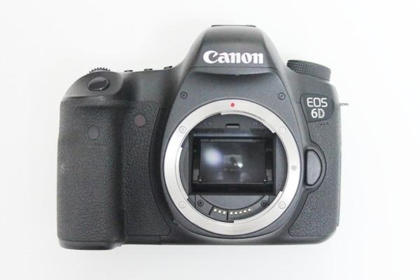 Canon 6D DSLR Camera Full Frame 20.2MP 3.0\