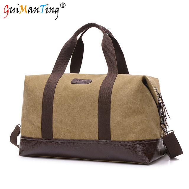 Luxury Travel Duffle Handbags Women Cabvas Bags Designer Brands Gg Totes Purses Crossbody Cc Messenger Shoulder