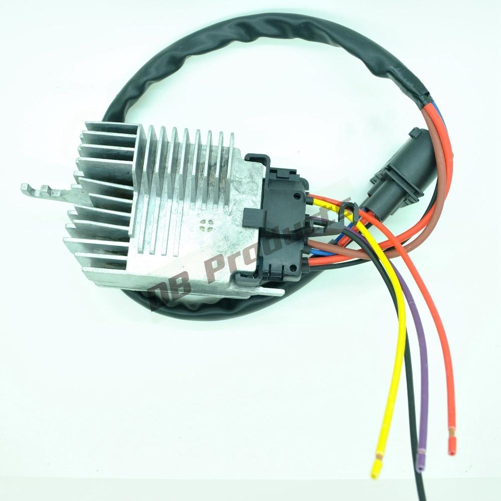 Radiator Electric Fan Control Resistance Unit FOR Audi A4 B6 B7 OEM NO. 8E0959501AG 8E0 959 501AG e2c free shipping new radiator engine cooling fan for audi a4 quattro a4 oe 8e0 959 455k 8e0959455k