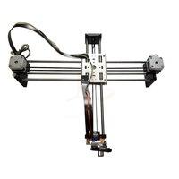 320x220 мм мини координатный плоттер 2 оси настольная ручка для рисования USB DIY Рисование роботизированная машина