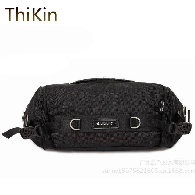Men Multifunctional Large Capacity Fanny Bag Small Women Waist  Bag Oxford Waist Packs Travel Fanny Pack Army Waist Bag
