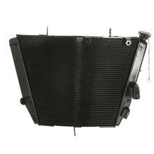 Motorcycle Aluminum Radiator Cooler For Suzuki GSXR 600 GSX-R 750 2006-2014 2007 2008 стоимость
