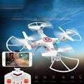 Câmera zangão Helicóptero DO RC quadcopter zangão com câmera e 4 Eixos Para O Fotógrafo Câmera Wi-fi