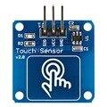 Модуль Сенсорного переключателя TTP223B, цифровой емкостный сенсорный модуль для Arduino, повышающий контур фильтра, более стабильный