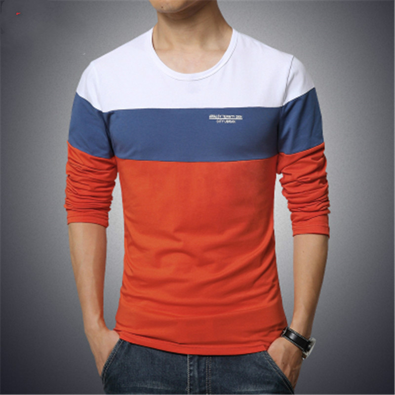 23178aabc Aliexpress.com : Buy Hot Sale Men Tshirt Fashion T Shirts Summer Wear Long  Sleeve 6 Colors 4 Sizes Mtl053 from Reliable T-Shirts suppliers on  Moonlight ...