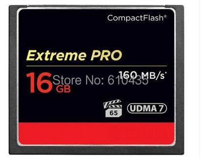 Prix pour Extreme Pro Compact Flash carte CF 16 GB 32 GB 64 GB 128 GB 256 GB 1067X160 MB/s Livraison gratuite