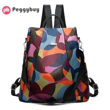 New Backpack Women Oxford Multifuction Bagpack Famous Brand Casual Anti Theft Backpack for Teenager Girls Schoolbag  Sac A Dos new backpack women oxford multifuction bagpack famous brand casual anti theft backpack for teenager girls schoolbag sac a dos