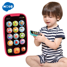 Learning Educational Toys Cellphone with Light/Music Baby Ki