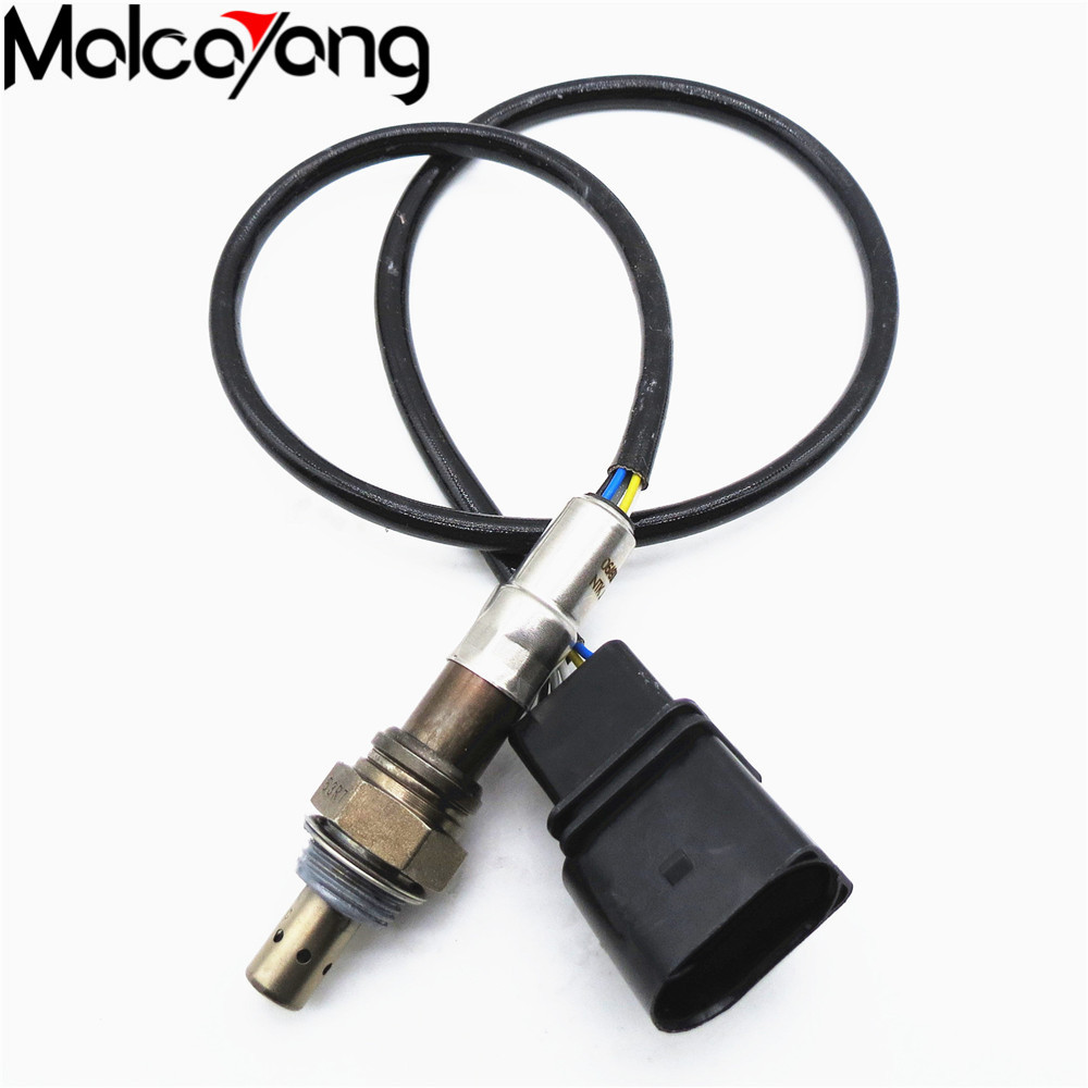 Lambda Oxygen Sensor For Volkswagen Skoda Octavia Seat Altea Leon 1.6L 06A906262BR 06A 906 262 BR car usb sd aux adapter digital music changer mp3 converter for skoda octavia 2007 2011 fits select oem radios