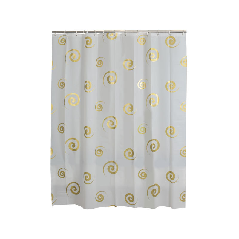 Household Goods Shower Curtain PEVA Plastic Waterproof Shower Curtain  Bathroom Partition Windows Hanging Curtains In Shower Curtains From Home U0026  Garden On ...