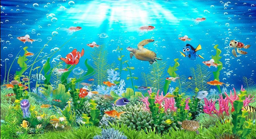 Finding Nemo Wallpaper 3d The Galleries Of Hd Wallpaper