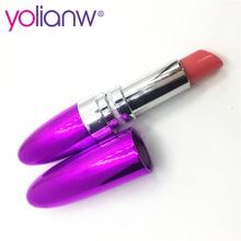 Women Lipstick Vibrator Electric Vibrating Jump Egg Waterproof Bullet Sex Massage Women Adult Sex Toy Product