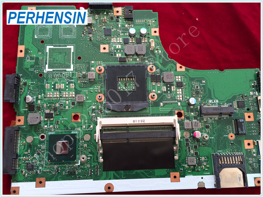 For ASUS K55VD Laptop MOTHERBOARD 69N0M6M13B03 60-N89MB1300-B03 ytai k55vd rev 3 1 mianboard for asus k55vd k55a laptop motherboard hm76 integrated graphic card 2 ddr3 usb3 0 mainboard
