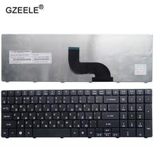 GZEELE Russian keyboard For Packard Bell NE71B Q5WTC Z5WT1 V5WT2 Q5WV1