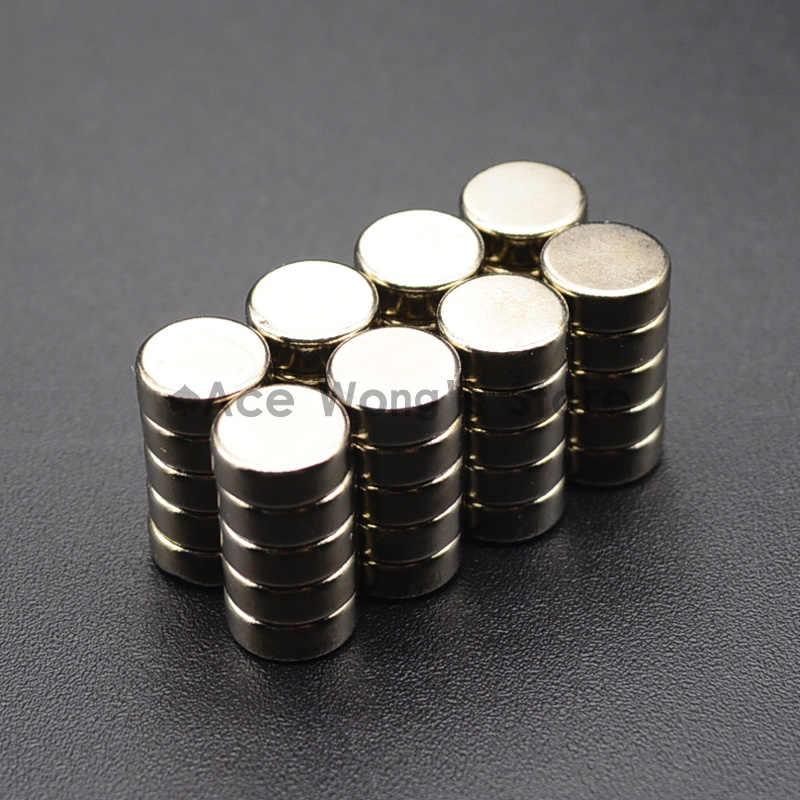 10 pçs mini pequeno n35 ímã 5x1 6x2 8x3 10x1 10x2 12x2mm neodímio ímã permanente ndfeb super forte poderoso ímãs