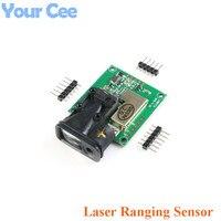 Laser Ranging Sensor Laser Range Finder High Precision Infrared Ranging Displacement Sensor TW10S Module UART Interface