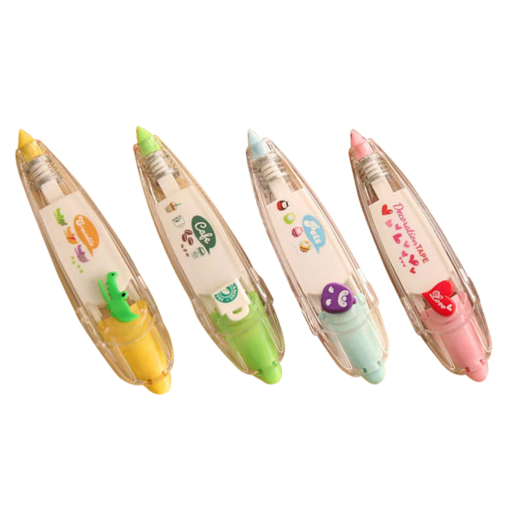 Student Supplies Decorative Stationery Push Lace Correction Tape 11cm *2.7cm
