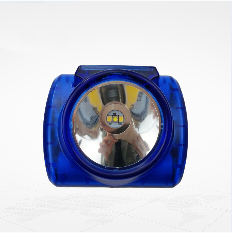 Hot Sale Colorful Explosion Proof IP68 waterproof Headlamp Mining Cap Lamp 15000LX New Kl6 in Headlamps from Lights Lighting