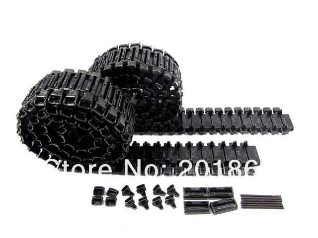 metal tracks for 1:16 1/16 Henglong RC 3898-1 M4A3 Sherman tank, Mato tank toys parts