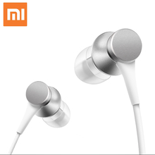 Original Xiaomi MI PISTON 3 Sports Fresh Version In Ear with HD Mic Wire Control for MI 4 3 Redmi NOTE 5 5A 5P Huawei Smartphone