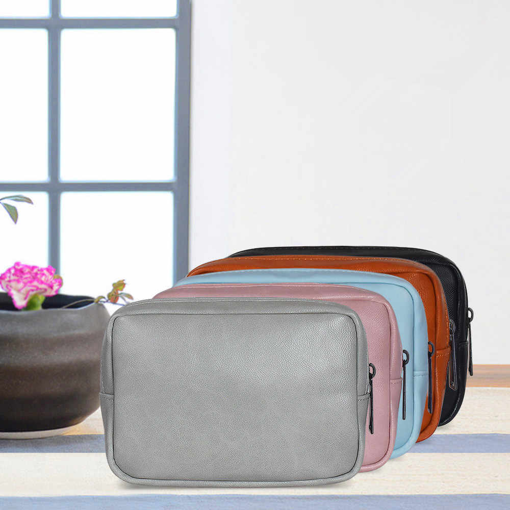 Hard Drive Bag Organizer Power Bank Case, Electronics Accessory Travel Gear Organize Case, Cable Management Accessories Bag