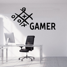 Game Wall Stickers Removable Decor For Room Bedroom Decoration Decals Murals wallstickers
