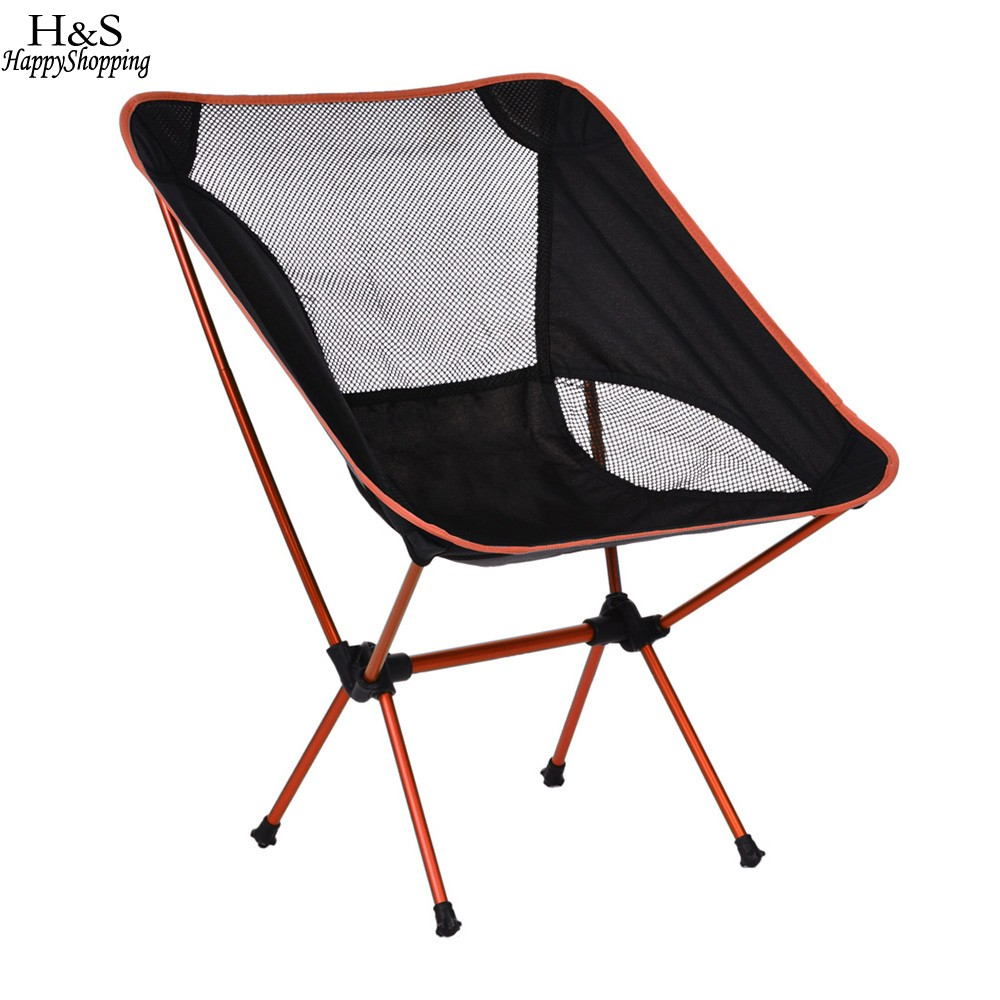 breathable backrest folding chair for fishing portable outdoor beach sunbath picnic barbecue party chair stool