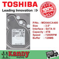 Toshiba MD04ACA400 4TB hdd 3.5 SATA 3 desktop disco duro internal sabit hard disk drive interno hd harddisk disque dur interne
