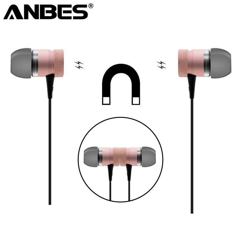 Wireless Bluetooth Earphones M98 Metal Magnetic Sport Running Headphones Stereo Super Bass Headsets Earbuds With Mic w3 original metal magnetic earphones super bass stereo hifi headset sport running ear hook earbuds headphones with mic