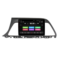 RoverOne Android 9.0 Car Multimedia System For Hyundai Sonata 9 LF 2015 2017 Octa Core 4G+32G Radio GPS Navigation DSP Player