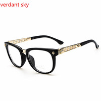 High Quality Materials Female Optical Frame Can Be Equipped With Myopia