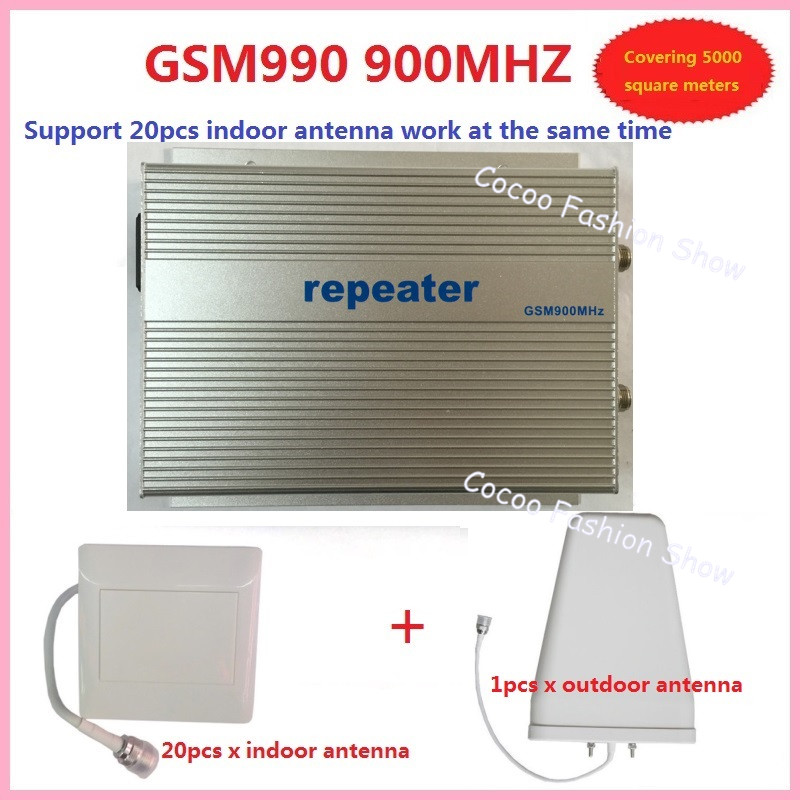 Sunhans 3w GSM990 GSM 900Mhz mobile cell phone signal booster repeater amplifier coverage 2000square +20pc antennaSunhans 3w GSM990 GSM 900Mhz mobile cell phone signal booster repeater amplifier coverage 2000square +20pc antenna