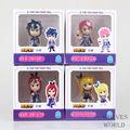Fairy Tail Original 4pcs/lot 8cm Boxed PVC Action Figure Model Toy Gift