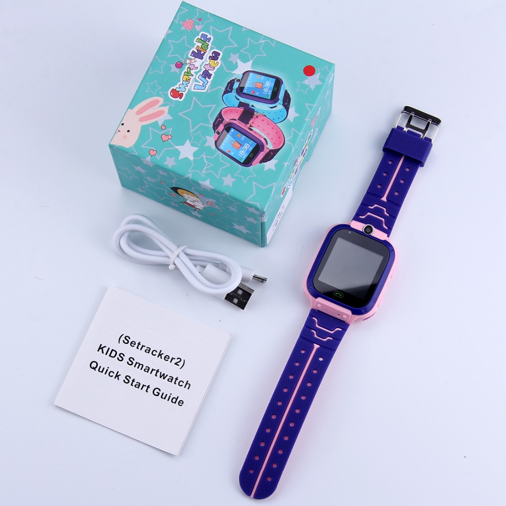 smartwatch with box