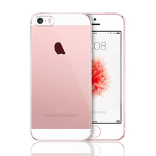 Case Cover For iPhone 5 5s SE 6 6S 7 Plus Slim Soft Crystal Clear Transparent TPU Silicone Cover Case Fundas Coque