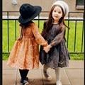 De alta qualidade meninas rendas bebê vestido de princesa da dama de honra vestidos da menina do laço banquete de casamento do baile vestido criança meninas roupas