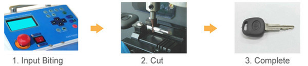 korea-miracle-a7-key-cutting-machine-operate-1