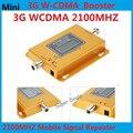 ЖК-Дисплей Мини 70дб 3 Г LTE WCDMA UMTS 2100 МГц 3 Г Ретранслятор Мобильный Телефон 3 Г Усилитель Сигнала WCDMA Сигнал Повторителя Усилитель