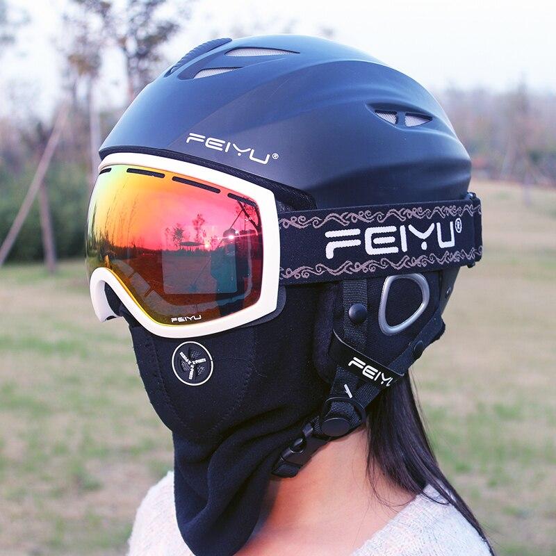 helmet ski snowboard head skateboard 58cm helmets breathable ultralight multi