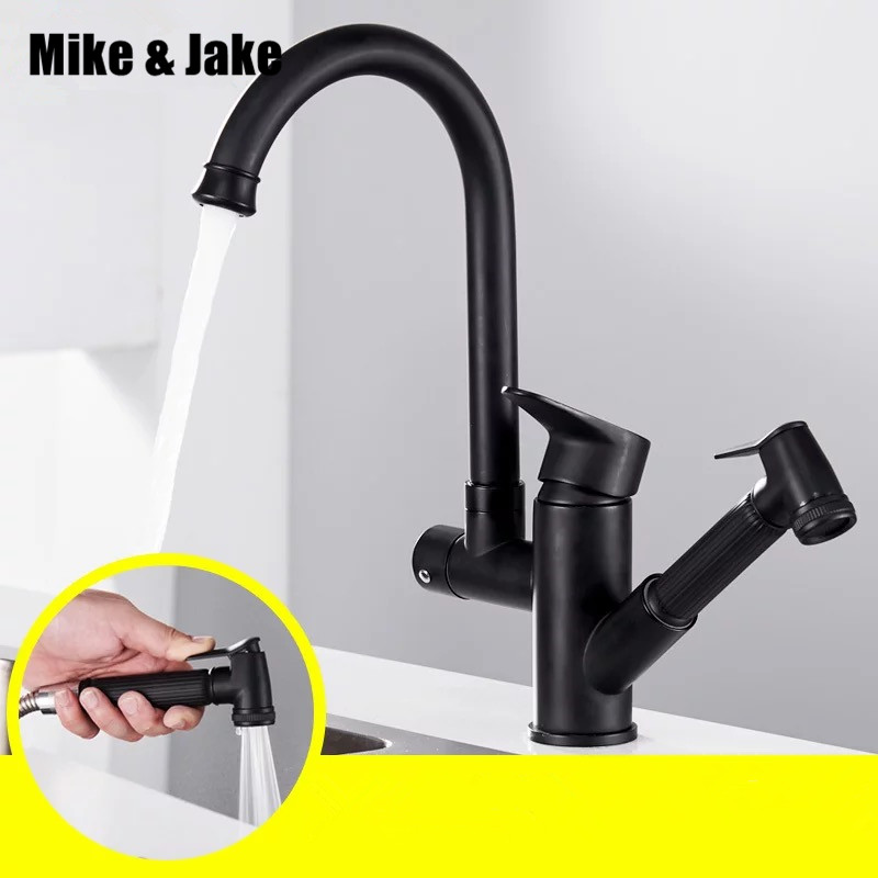 Black pull out kitchen faucet two function kitchen sink mixer black crane hot and cold pull down faucet pull-down kitchen faucet 2015 black kitchen faucet pull out black torneira cozinha orb us kitchen sink faucet mixer kitchen faucets pull out kitchen tap